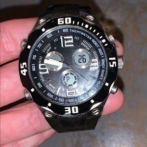 George used watch